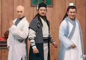 《天龙八部》剧组22年后重聚!网友:王牌太壕了吧!