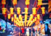实拍!豫园封城首日上海瓢泼大雨美如幻境!看灯上海人骤减!
