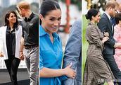 人际关系专家警告梅根,不宜在公共场所与哈里王子牵手秀恩爱