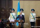 托卡耶夫宣誓就任哈总统 阿斯塔纳更名为努尔苏丹