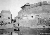 百年前的泰安、泰山