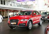 奥迪Q5动感而全能的SUV,高效动力和灵敏操控、SUV的越野安全!