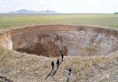 土耳其出现300多个巨型坑