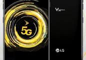 LG 5G手机来了!后置三摄霸气,5G标识多次出现