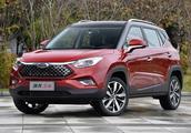 江淮瑞风全新小型SUV——瑞风S4广州车展上市 售价6.78-9.88万元