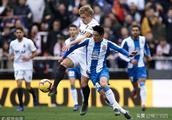 西甲-武磊首发出战72分钟 西班牙人0-0平瓦伦西亚