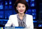 央视当红女主播带了12年假发,取下头套那一刻秒变美少女!