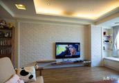 新房装修,老婆非不同意装电视墙,完工后我道歉!太实用了