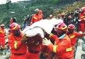 遇难!四川叙永山体滑坡中最后一名失联人员被找到