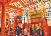 抢先看!北京故宫博物院灯会来了,夜游故宫,出价50万难求一票!