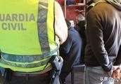 西班牙国家警卫队搜查Cobo Calleja仓库区,收缴8000余件假冒商品