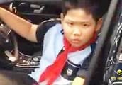 爆笑!一小学生吐槽奔驰:这种车保证卖不出去