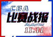 「CBA战报」任骏飞怒砍33分,广东战胜八一,夺下十连胜!