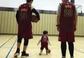 黄晓明晒照祖孙三代打篮球 感恩妈妈和媳妇为家付出