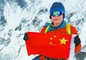 """中国登山者夏伯渝获劳伦斯奖:当年攀登珠峰为队友冻掉双腿,如今他""""以梦为脚""""丈量一切不可能"""