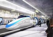 点赞吧超级高铁!宁安到北京只需20分钟!