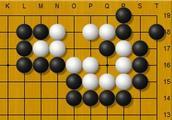 黑先,如何破掉白上方眼位来实现杀棋?