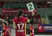 上海新秀轰下21分难救主!北京女排四连胜 B组8强席位揭晓