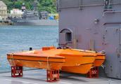 日本神秘的无人靶艇曝光,最高速度达到36节