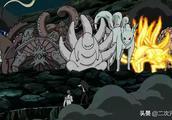 火影忍者:查克拉最多的5个人,鸣人垫底,2个超六道仙人