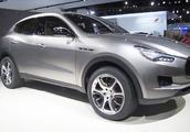 玛莎拉蒂亲民的SUV来了!搭载2.0t发动机,8英寸触摸屏,售45万