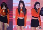 AOA雪炫重感冒继续上台表演 公司赖吸入烟花晕倒遭批评?