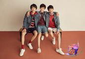TFBOYS跨年选在湖南卫视 实现成年后合体首秀!