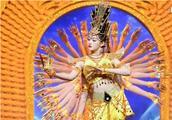 关晓彤跳《千手观音》背黑锅,《王牌对王牌》出面道歉,尊重原创