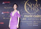 倪妮的紫色长裙我觉得很丑,佟丽娅仙女本仙了,最美的是49岁的她