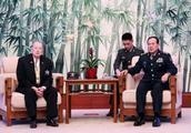 中国防长见美国老兵,为元首会晤铺垫?
