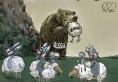 这是斗争艺术!俄战略轰炸机扑进美国后院,里面大有文章!
