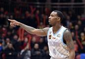 亚当斯留在新疆男篮征战季后赛  CBA总冠军悬念又来了!