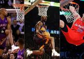 第一无可争议,美国媒体评选21世纪NBA扣篮大赛最佳扣篮排行榜