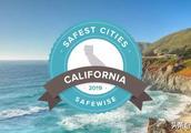 加州最安全城市榜单出炉 洛杉矶排名倒数第一