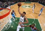 NBA2019年全明星投票的第三轮,詹皇字母哥继续霸榜