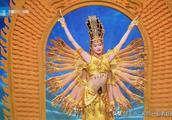 关晓彤跳《千手观音》很惊艳,被中国残疾人艺术团喊话:涉嫌侵权