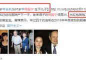 港媒曝43岁翁帆为96岁杨振宁诞下一子,相差56岁的爱情让人羡慕