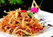 10种手撕菜做法,简单下饭,越吃越过瘾!简单又下饭