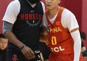 中国男篮将参加今年NBA夏季联赛 至少打5场