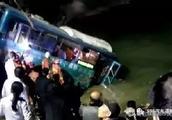 最新发布!陕西一公交车坠入嘉陵江致2人亡,事故原因查明!