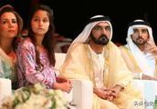 迪拜国王魅力超群:55岁时美貌公主对他一见钟情,执意嫁他做二房