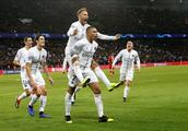 内马尔、姆巴佩大爆发!大巴黎强势晋级欧冠16强!利物浦险进