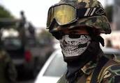 墨西哥缉毒形式严峻,13万军队要对抗10万毒贩大军