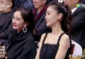 黄晓明baby否认离婚传言,可是华表奖当天却分开坐,全晚零互动
