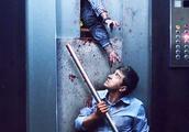 丧尸病毒爆发,男子被困电梯侥幸存活,怎奈自己出不去只能干瞪眼
