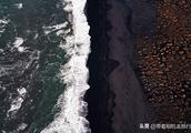 从高空拍摄冰岛,你很难相信这是地球上的场景