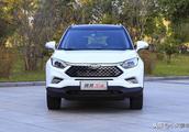 一款高性价比国产小型SUV-江淮瑞风S4