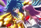 圣斗士星矢少女翔第6集:翔成星矢的师妹,魔铃终于露出真面目!
