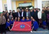 """""""福利院是我家""""—新疆红石慈善基金会青松公益专项基金慰问老人"""
