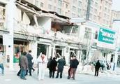 吉林公主岭发生燃气爆炸事故 周边店铺玻璃震碎 已致2死4伤